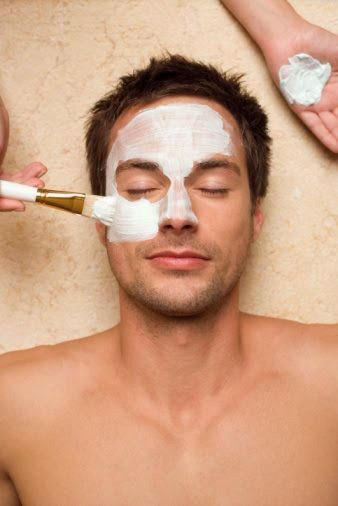 Men Face Cleansing