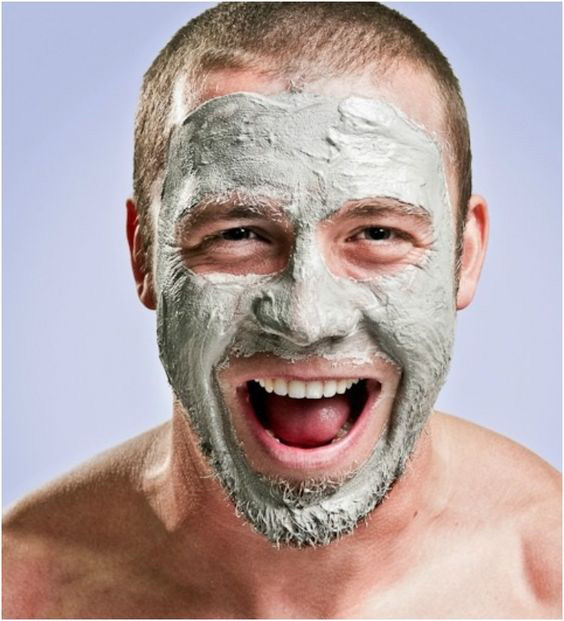 Men Face Pack