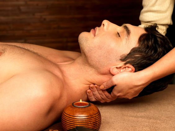 Men Massage Routine