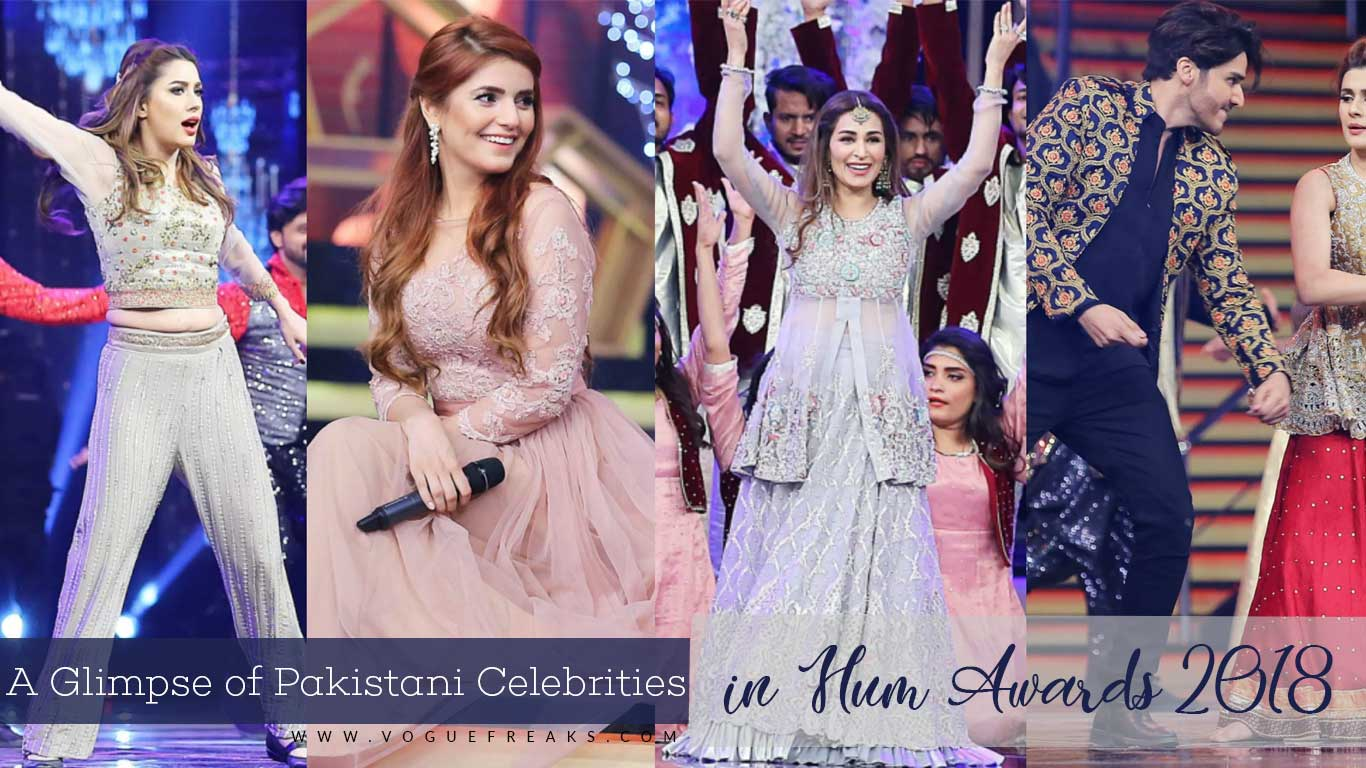 Toronto Diaries: A Glimpse of Pakistani Celebrities in Hum Awards 2018