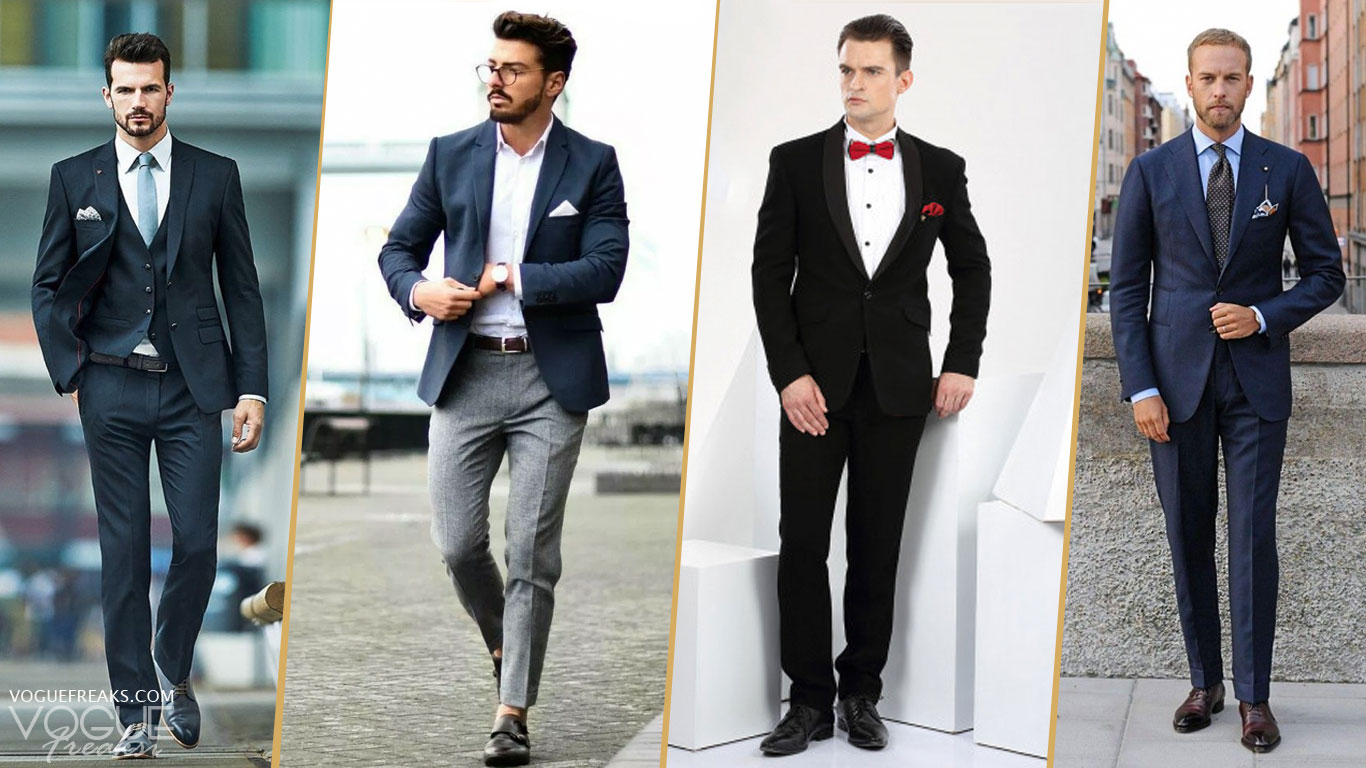 Ideas For Cocktail Attire Of Men