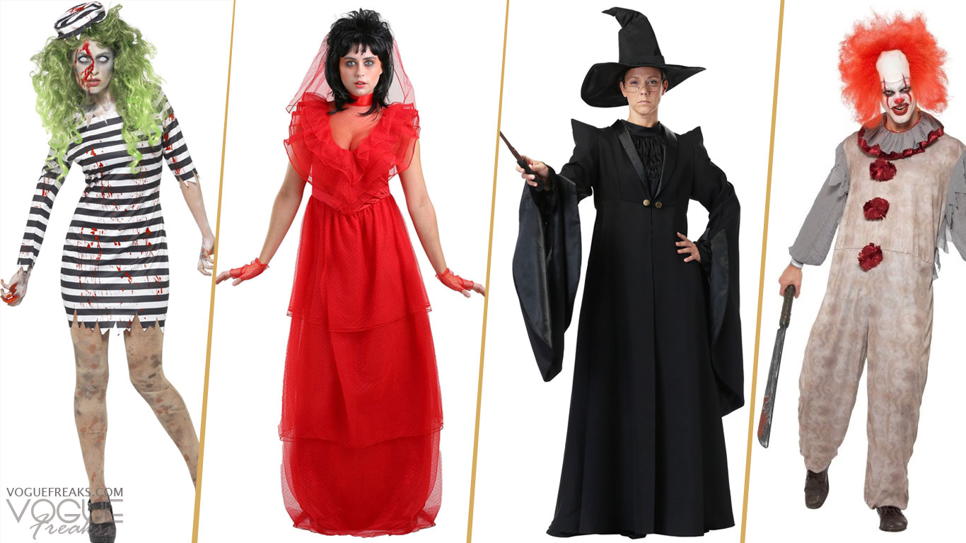 Dress up Yourself with the Best Halloween Costumes of 2018