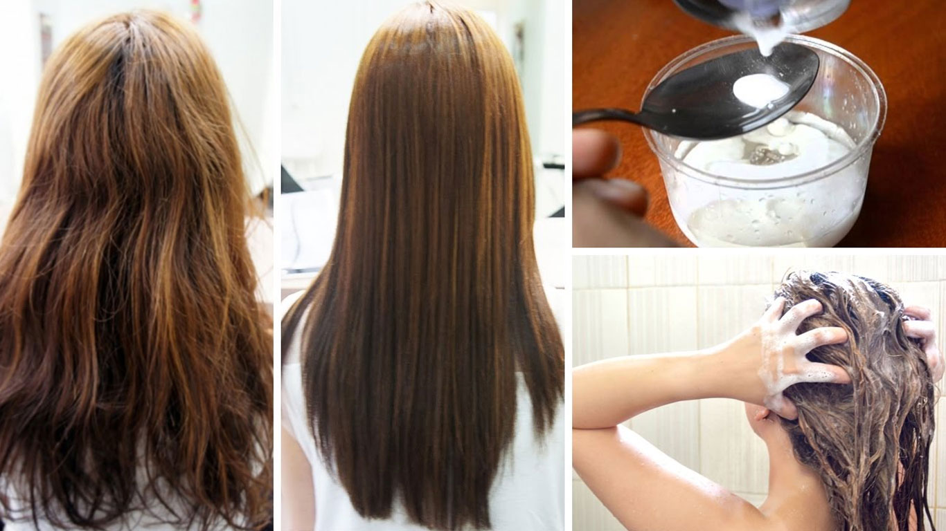 Hair Straightening Possible At Home Naturally
