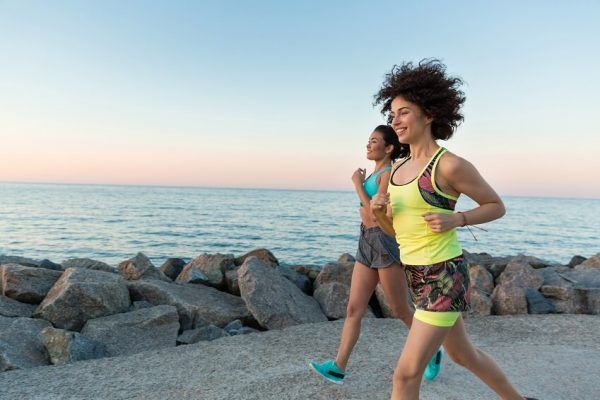 Jogging tips for women