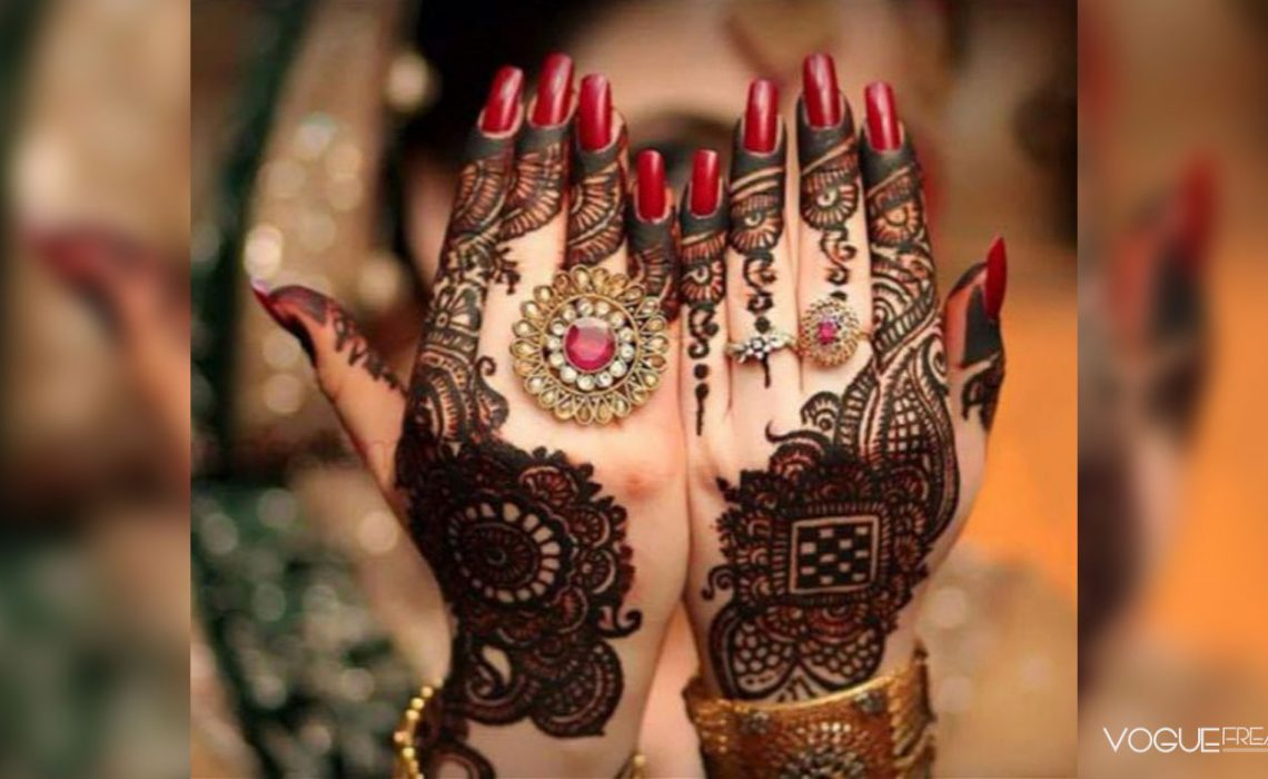 Latest Bridal Mehndi Designs 2019