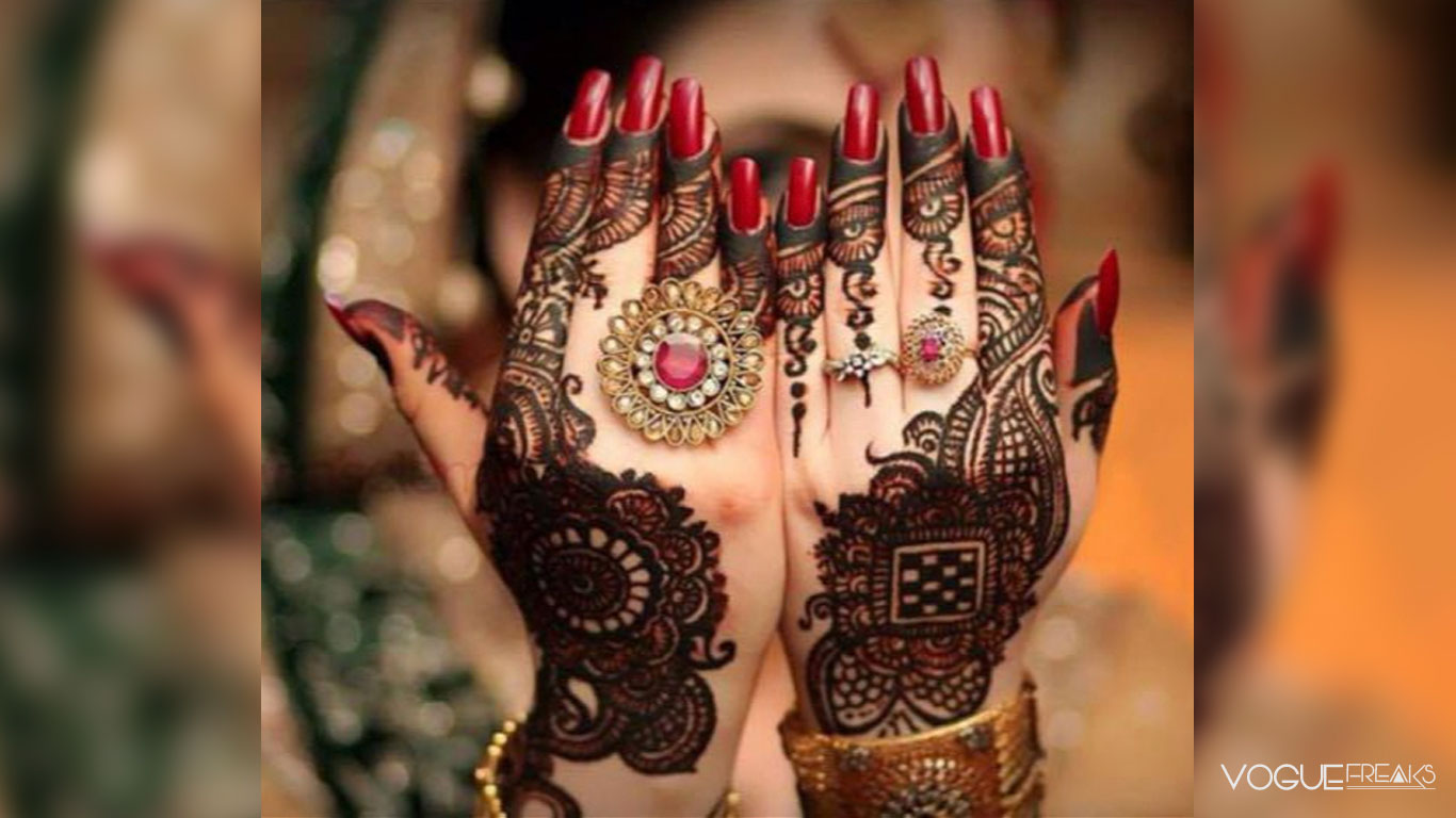 Bridal Mehndi Designs 2019