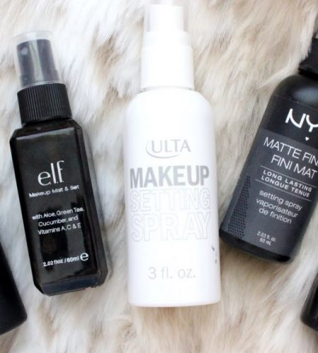 10 Best Makeup Setting Sprays