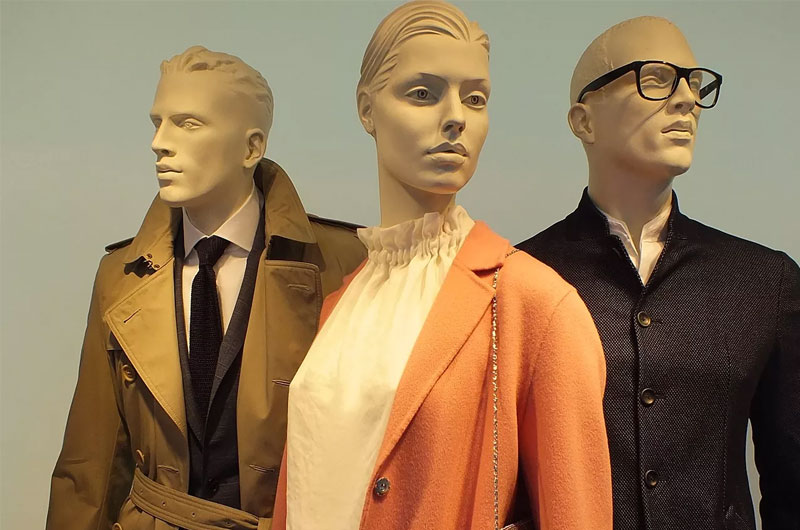 Mannequins & Fashion Trends Today