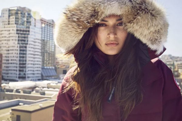 down and parka
