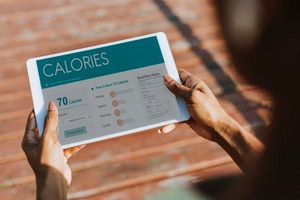 monitor calories