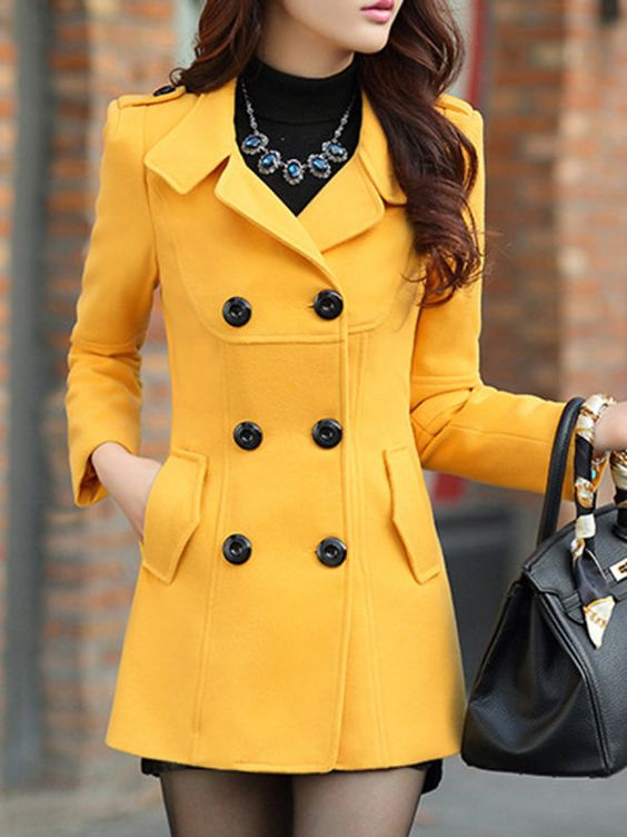 Woolen Coats for women