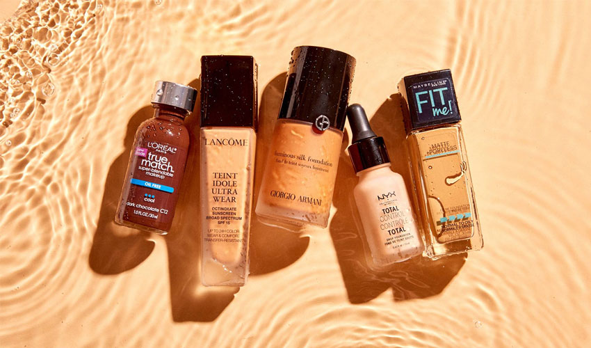 10 Best Lightweight Water Based Foundations