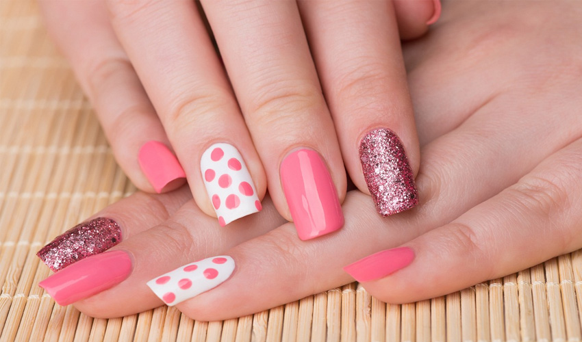 Various Types of Nail Art Techniques