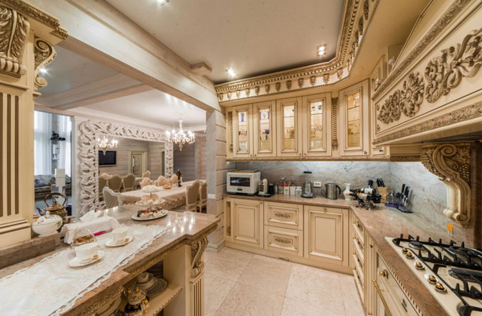 kitchen Baroque Designs