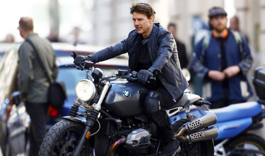 7 Celebrities Who Have a Passion for Two Wheels