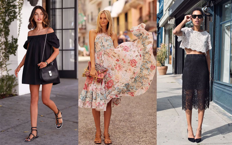 6 Summer Date Night Outfit Ideas