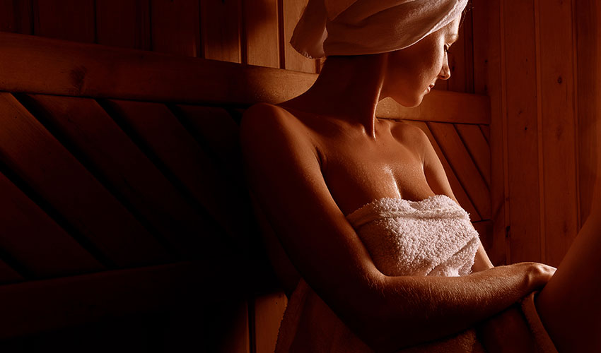 3 Sauna Tips And Tricks To Steal From Your Favorite Celebrities