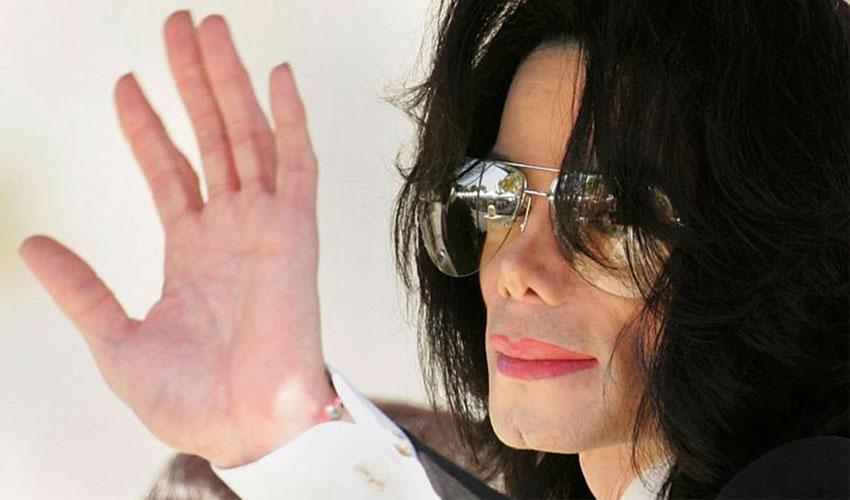 Michael Jackson white